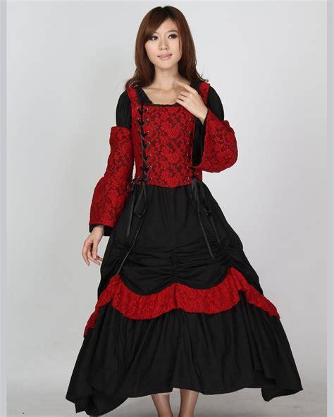 pattern gothic dress gothic corset lace lolita civil war pattern bodice dress