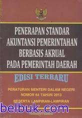 Buku Akuntansi Keuangan Daerah Berbasis Akrual penerapan standar akuntansi pemerintahan berbasis akrual