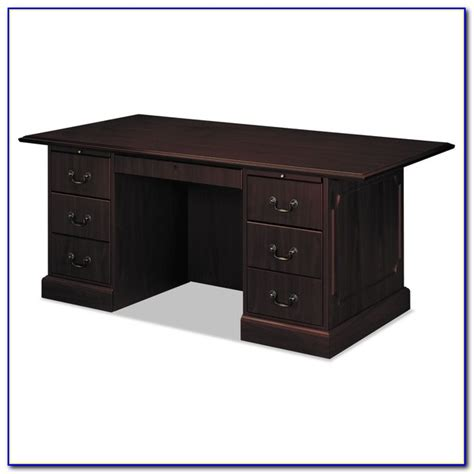 Hon 94000 Series Double Pedestal Desk Desk Home Design
