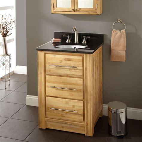 waschuntertisch holz moderne badezimmerm 246 bel aus bambus 50 attraktive ideen