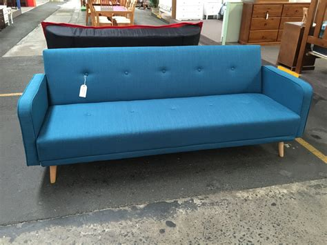 sofas click clack retro click clack sofa bed the big shed
