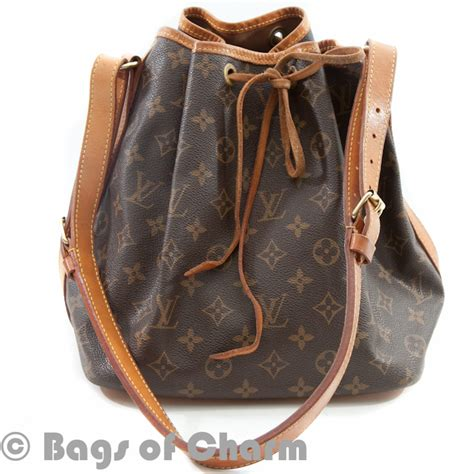 louis vuitton monogram petit noe bag lvjs bags