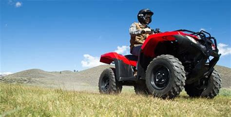 new 2018 honda fourtrax rancher 4x4 dct irs eps atvs for