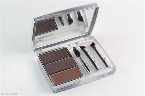 Diorshow Powder Review by Diorshow All In Brow 3d Palette In Brown Review And