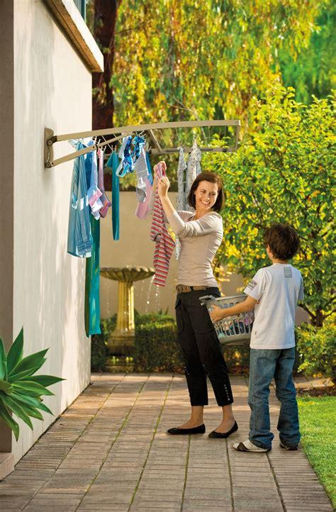breezedryer supa fold duo folding frame clothesline
