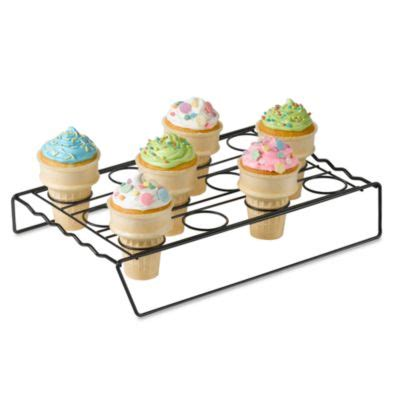 Cupcake Cone Baking Rack by Buy Baking Rack From Bed Bath Beyond