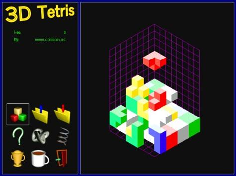 download 3d tetris for free
