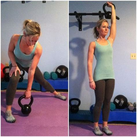 kettlebell side swing tuesday training build your best body ever with