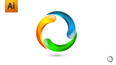 logo tutorial illustrator 2014 15 best images of cool 3d graphics shapes logos logos