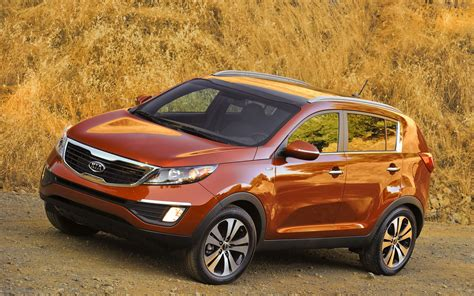 Kia Sportage 2012 kia sportage 2012 widescreen car picture 13 of 56