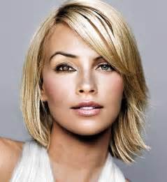 haircuts for with faces short hairstyles for round faces