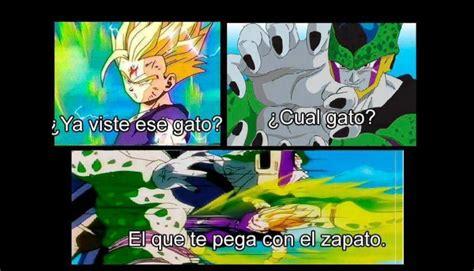 Memes De Dragon Ball Z En Espaã Ol - los memes m 225 s graciosos de dragon ball z fotos