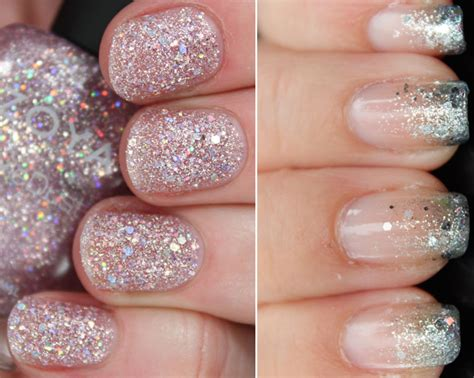 Glitter Nail Polishes by The 5 Nail Colors Every Should Own Stylefrizz
