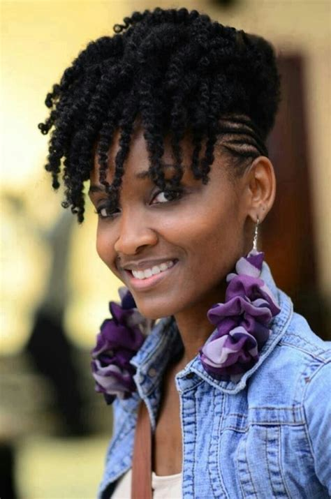 afro braids minmising the appearance of a receding hairline 12 easy hair cut best african braided twisted updo