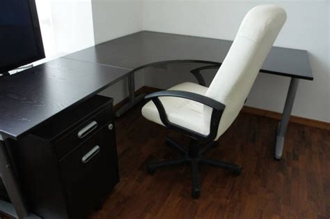 l shaped computer desk ikea ameriwood office l shaped desk with 2 shelves review l