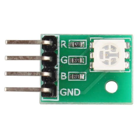 Led Light Smd 5050 Rgb 7 Color With Eu Controller 3 5050 pwm rgb 3 color color led smd module