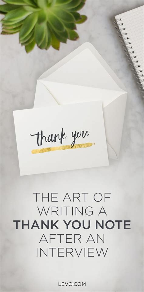 Thank You Note To Master Beautiful Career And Career Advice On