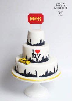 Hochzeitstorte New York by New York Skyline Cake Ideas Cake