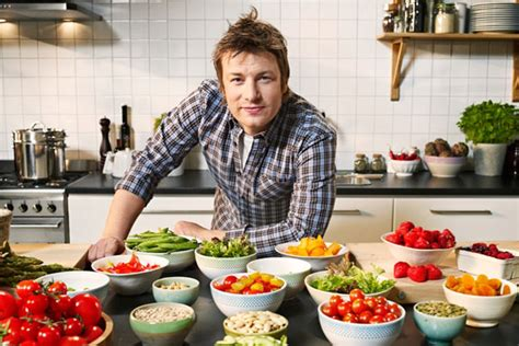 famous chef entreprenuers celebrity chef jamie oliver backs social saturday urban