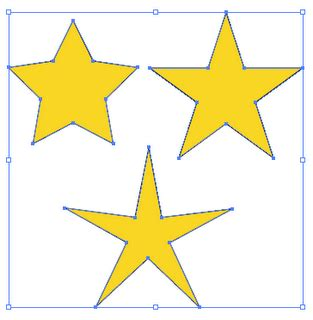 reset star tool illustrator graphics article tutorial the perfect star
