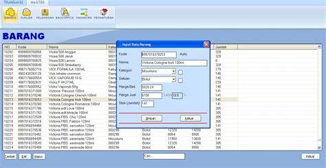 Software Program Aplikasi Kasir Toko Obat Obatan Toko 1d 1 software tokosoftware kas