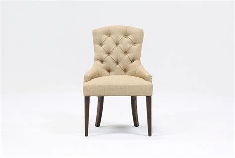 Jefferson Chair by Jefferson Upholstered Side Chair Living Spaces