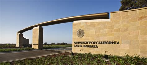 Uc Santa Mba Program by Visit Ucsb Ucsb S Technology Management Program