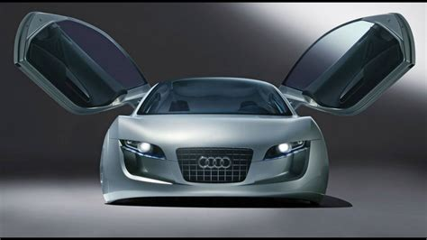 photos of audi cars bmw celebrates its 100 years with an quot i robot quot audi like