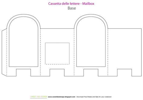 large rectangle box template angela fletcher creefest cassetta porta lettere salvadanaio tutorial money saver