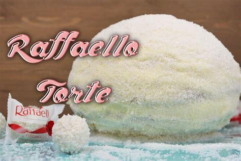 halbkugel kuchen raffaello torte kugel torten rezept mit kokos
