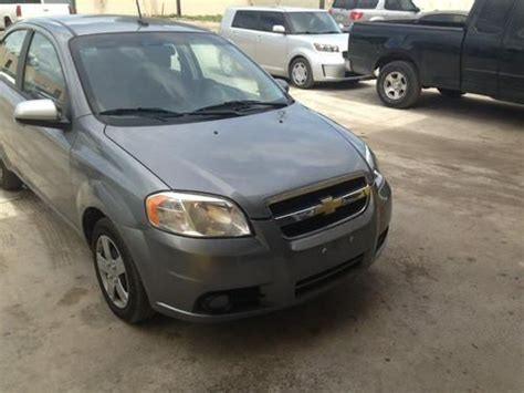 Great Mileage Cars by Buy Used 2011 Chevrolet Aveo Great Car Great Mileage Great