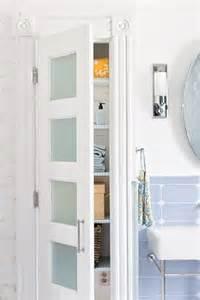 Bathroom Linen Closet Doors by The World S Catalog Of Ideas