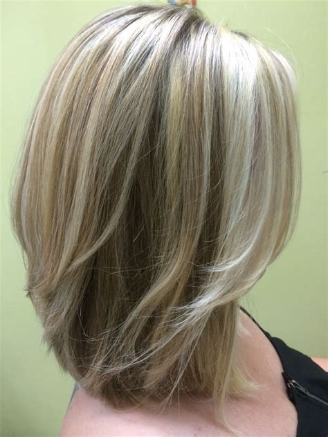 images of blonde layered haircuts from the back best 25 shoulder length blonde ideas on pinterest