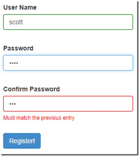angularjs pattern validation exle esref s personal blog confirm password validation in