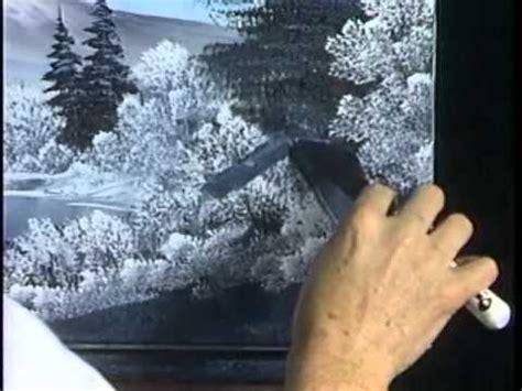 bob ross painting clip bob ross the of painting winter harmony