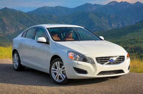 used 2013 volvo s60 sedan 2013 volvo s60 reviews and rating motor trend