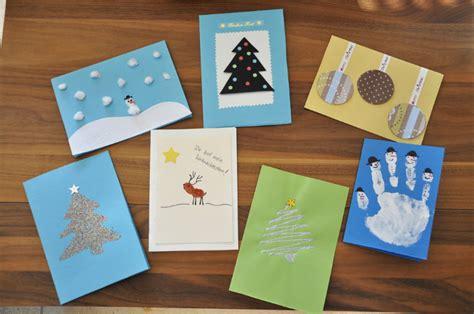 Weihnachtskarten Kinder Basteln by Weihnachtskarten Basteln Mit Kindern Spielzeug De