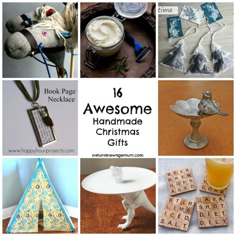 Awesome Handmade Gifts - 16 awesome handmade gifts new age