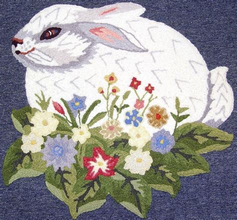 Rabbit Rug by Rabbit Rugs Picture Image By Tag