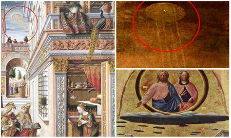 imagenes religiosas con ovnis 7 obras de arte con ovnis 161 asombroso