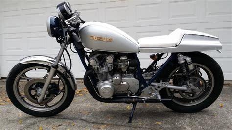 Suzuki Gs550 Cafe Racer Parts 82 Suzuki Gs550 Cafe Racer Sport Thumpertalk