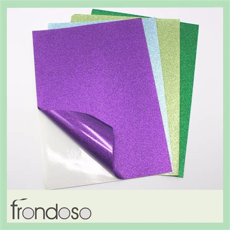 Sticky Craft Paper - surface sticky craft glitter cardboard contact paper
