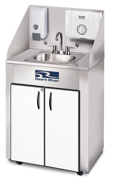 Portable C Kitchen With Sink 1000 Ideas About Portable Sink On Cing Gadgets Trailer Decor And Tent