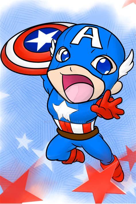 captain america chibi wallpaper chibi captain america by mytimakes on deviantart