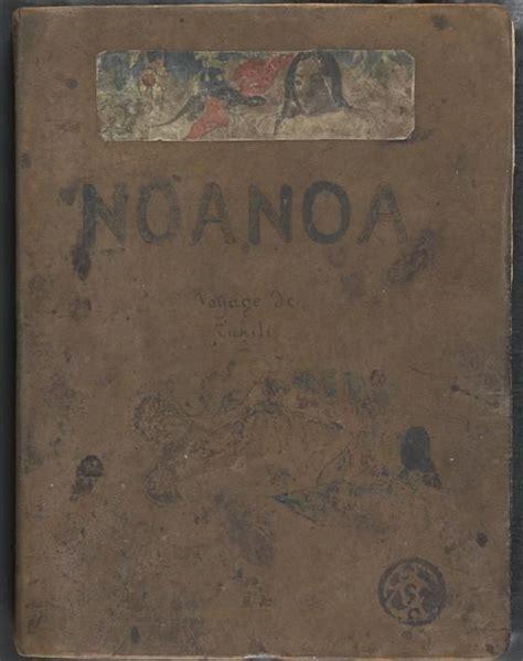Paul Gauguin D 233 Cor De Couverture De Noa Noa Voyage De