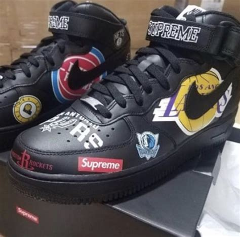 Supreme Nike Air 1 by Supreme X Nike Air 1 Mid Appreciation Thread Drops