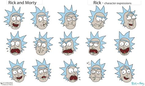 rick and morty rick and morty hd clipart collection