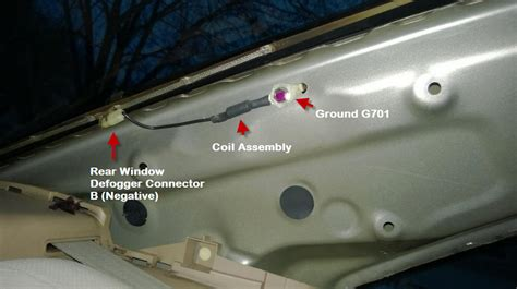 lx civic rear defroster  working honda tech