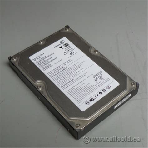 Hdd Seagate 250gb seagate st3250823as 250gb sata hdd drive allsold ca buy sell used office furniture