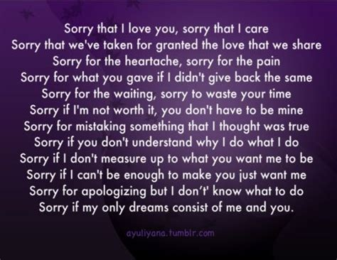 Apology Letter To Friend For Hurting Him 17 Best Sorry Friend Quotes On Im Sorry Of My And Waiting Quotes